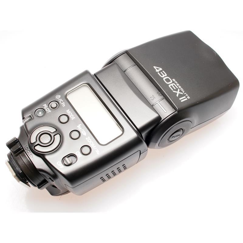 Canon 430EX Speedlite II Thumbnail Image 1