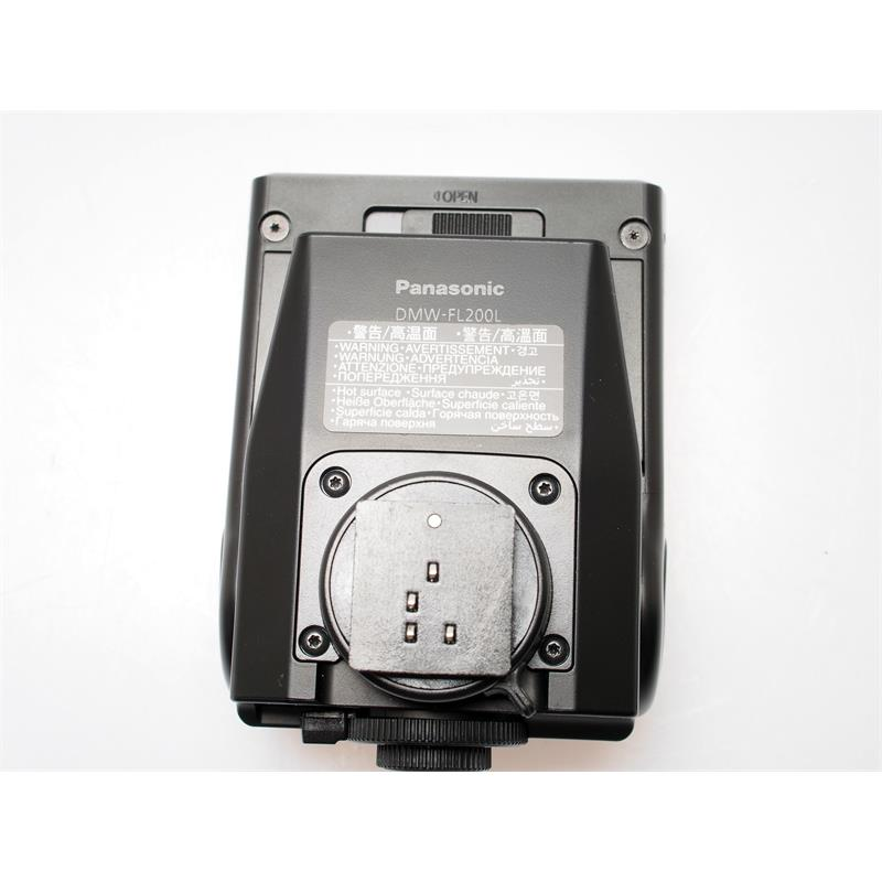 Panasonic DMW-FL200 Flash Thumbnail Image 1
