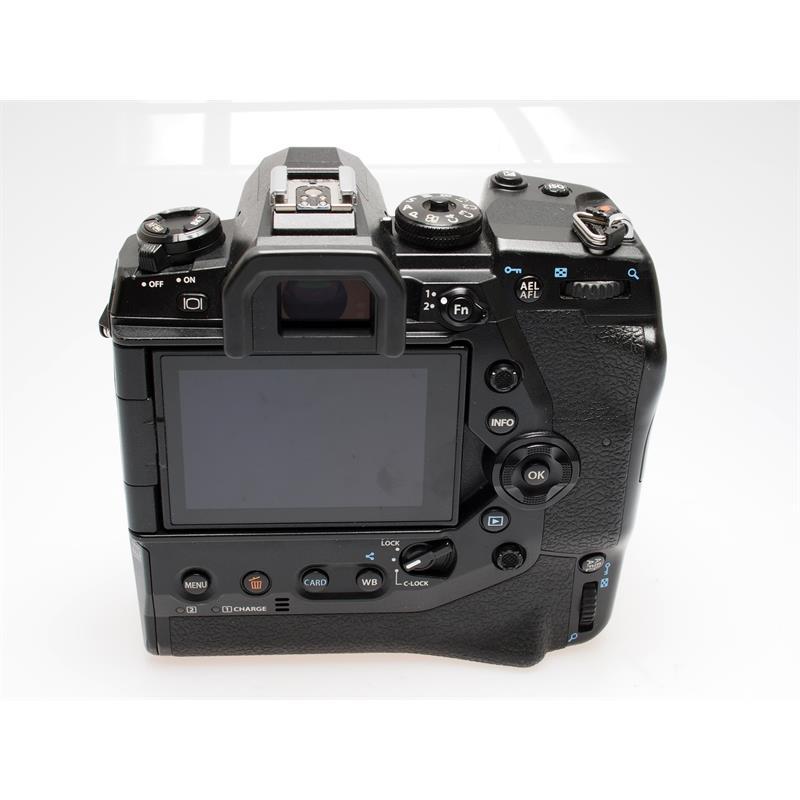 Olympus OM-D E-M1X Body Only - Black Thumbnail Image 1