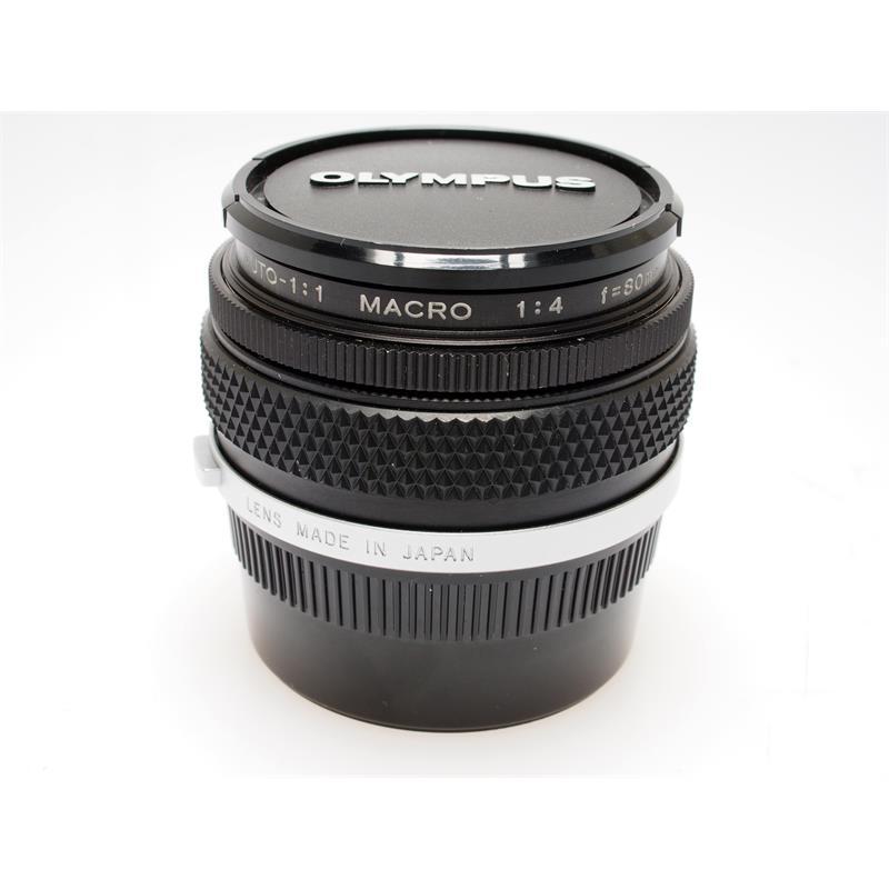 Olympus 80mm F4 Macro Zuiko + Ext Tube 14 Thumbnail Image 0