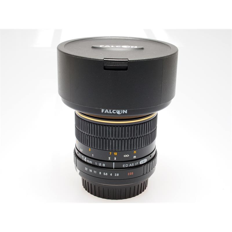 Other - 14mm F2.8 IF ED MC Asph - Canon EOS Thumbnail Image 0