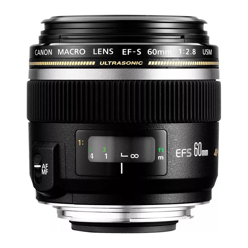 Canon 60mm F2.8 Macro USM EFS  Image 1