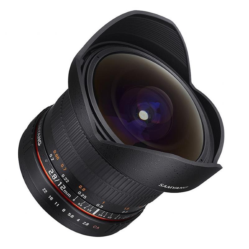 Samyang 12mm F2.8 Fisheye FE - Sony E Image 1