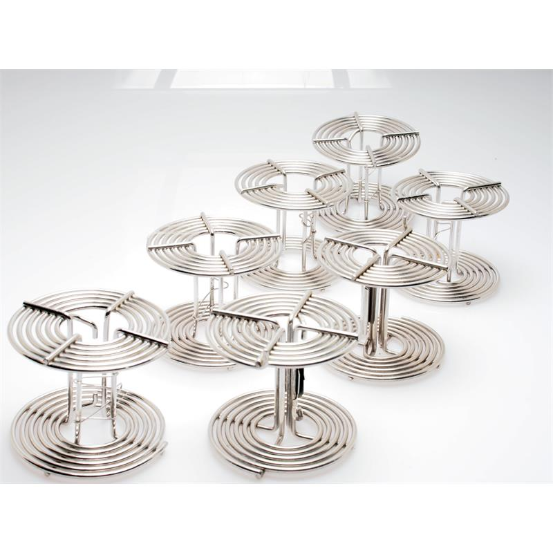 Other - 7x 120 Stainless Steel Reels Thumbnail Image 0