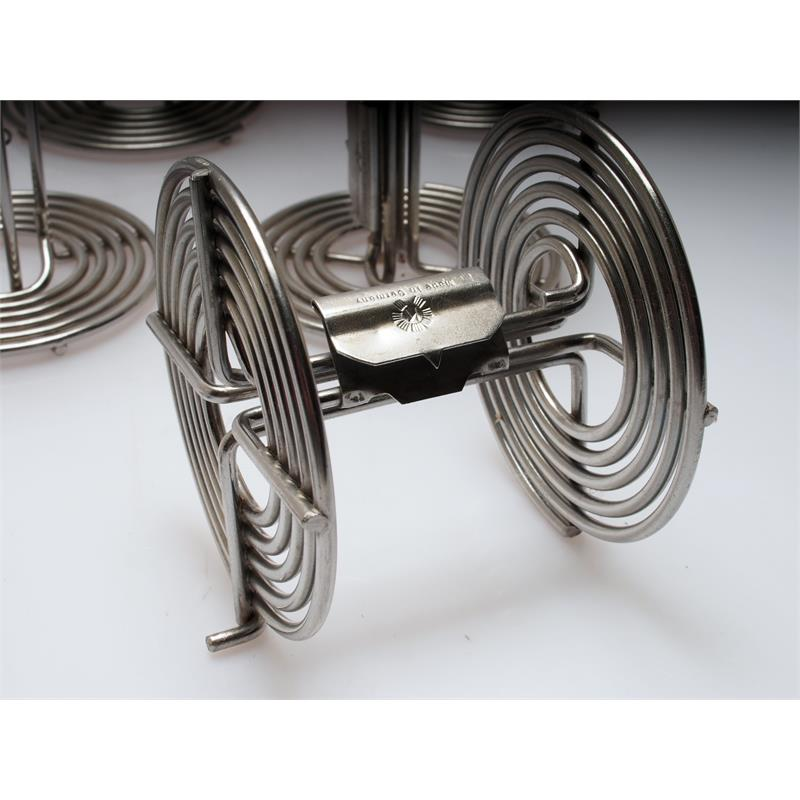 Other - 7x 120 Stainless Steel Reels Thumbnail Image 2
