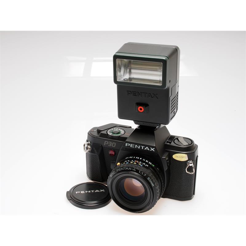 Pentax P30N + 50mm F1.7 SMC A Thumbnail Image 0