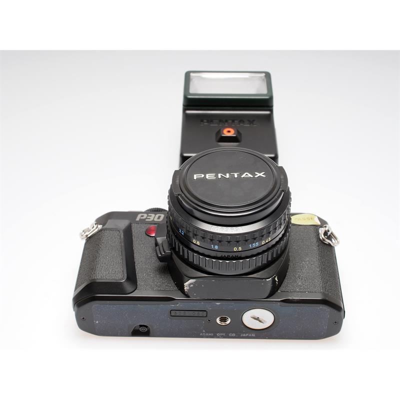 Pentax P30N + 50mm F1.7 SMC A Thumbnail Image 2