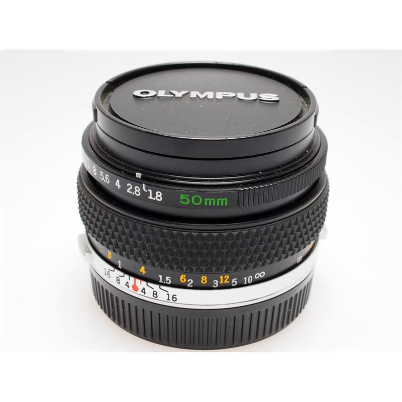Olympus 50mm F1.8 Zuiko Thumbnail Image 0