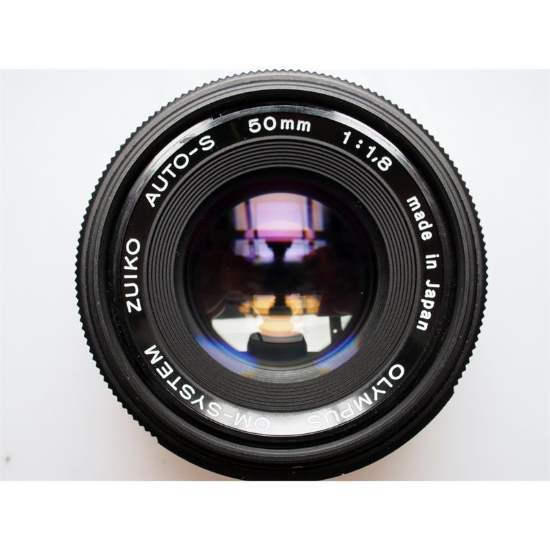 Olympus 50mm F1.8 Zuiko Thumbnail Image 1