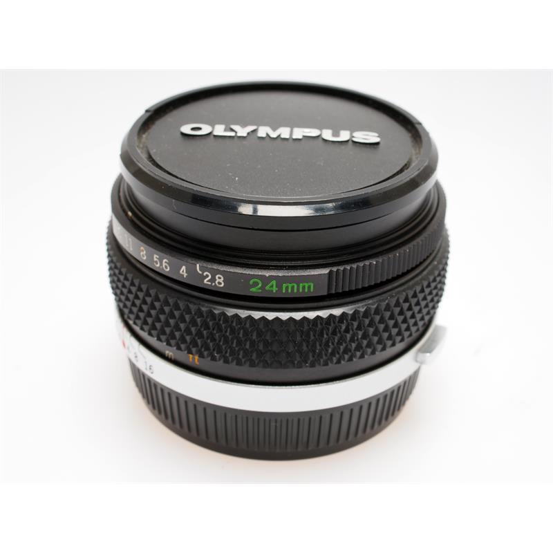 Olympus 24mm F2.8 Zuiko Thumbnail Image 0