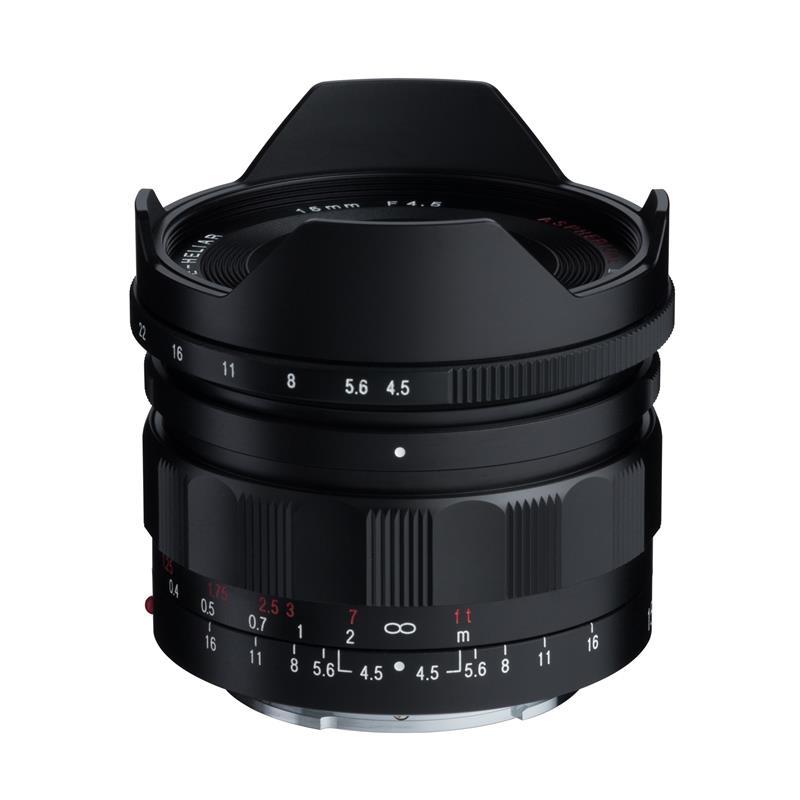 Voigtlander 15mm F4.5 E Super Wide Heliar Asph - Sony E Image 1