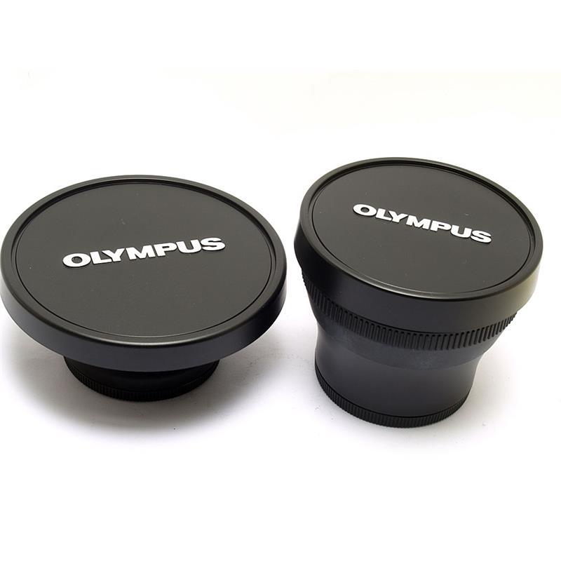 Olympus TCON14B Tele Converter (E10/20) Thumbnail Image 0