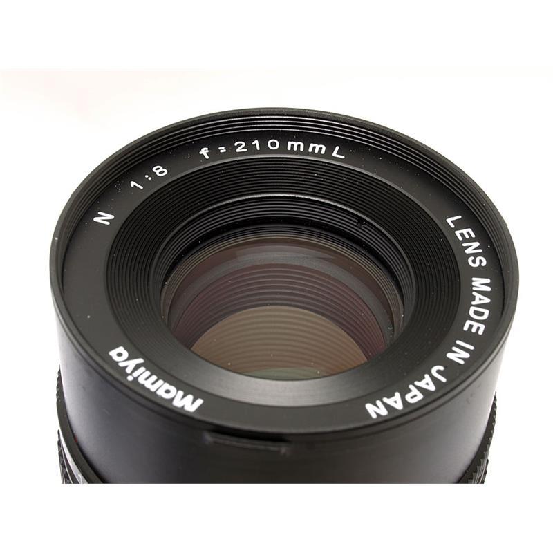 Mamiya 210mm F8 L + Finder Thumbnail Image 1