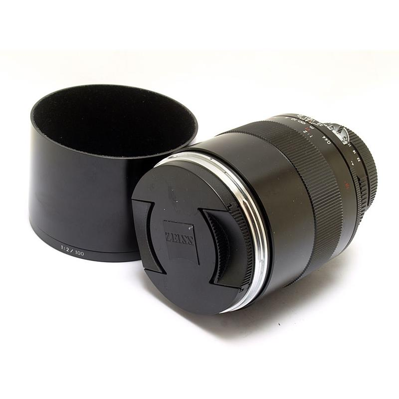 Zeiss 100mm F2 ZF Macro - Nikon MF Thumbnail Image 0