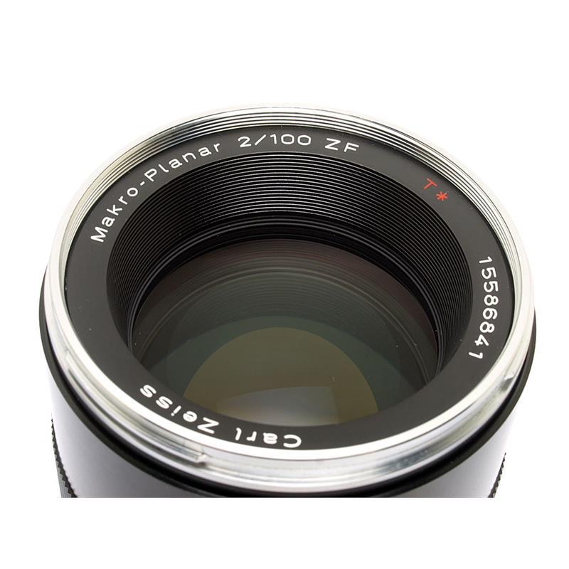 Zeiss 100mm F2 ZF Macro - Nikon MF Thumbnail Image 1