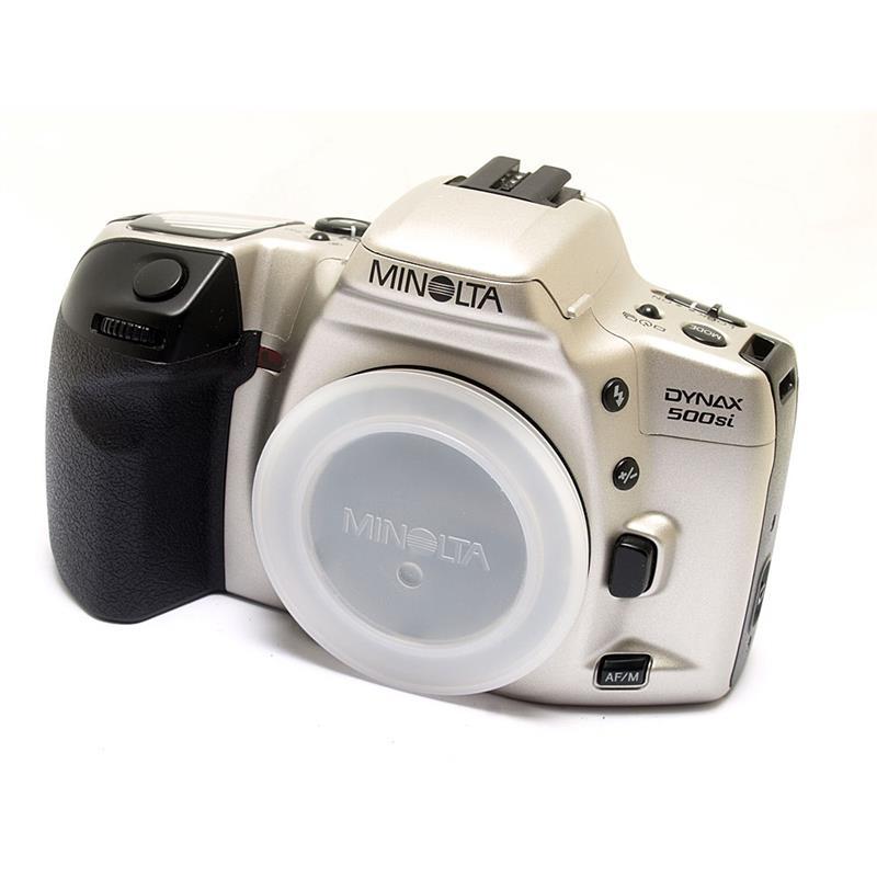 Minolta 500Si Body Only Thumbnail Image 0
