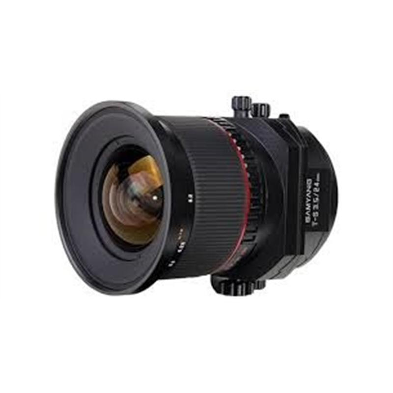 Samyang 24mm F3.5 Tilt-Shift ED AS UMC - Canon EOS Thumbnail Image 0