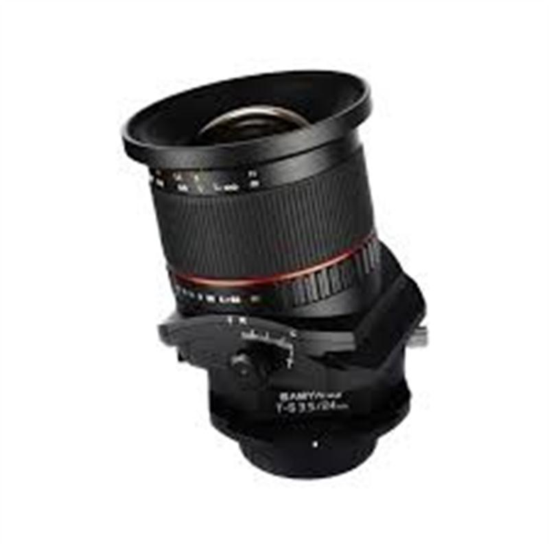 Samyang 24mm F3.5 Tilt-Shift ED AS UMC - Canon EOS Thumbnail Image 2