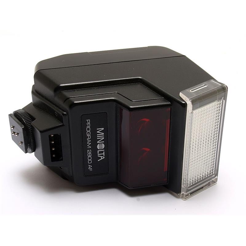 Minolta 2800AF Flash Thumbnail Image 0