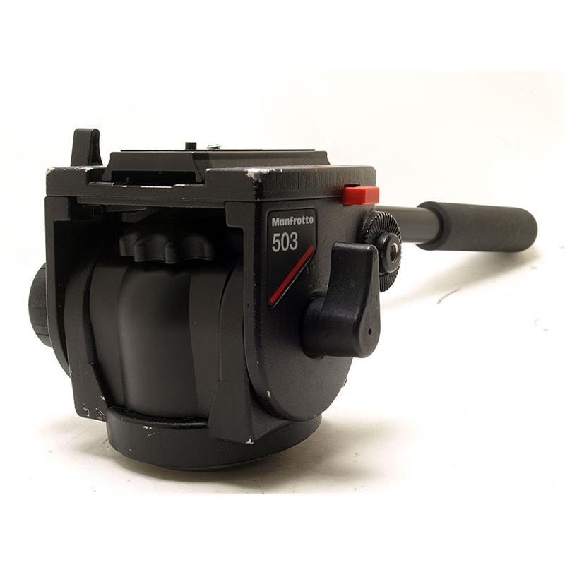 Manfrotto MN503 Pro Fluid Head Thumbnail Image 0