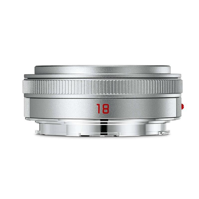 Leica 18mm F2.8 Asph TL - Silver  Thumbnail Image 0