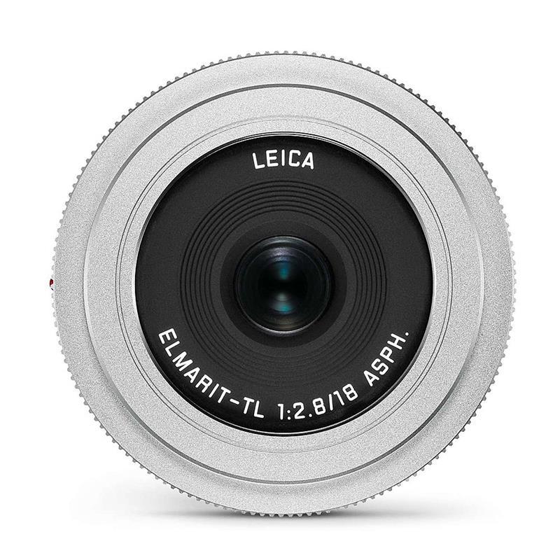 Leica 18mm F2.8 Asph TL - Silver  Thumbnail Image 1