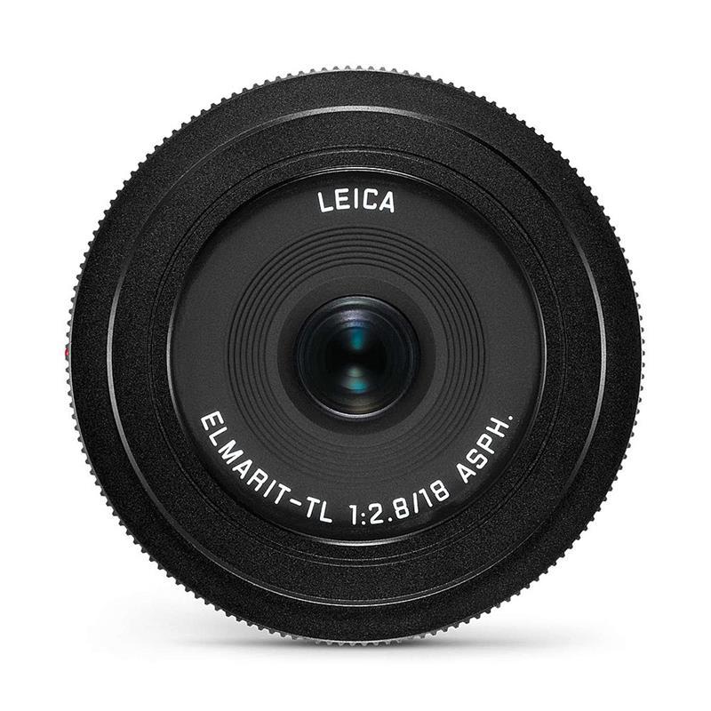 Leica 18mm f2.8 Asph TL - Black  Thumbnail Image 0