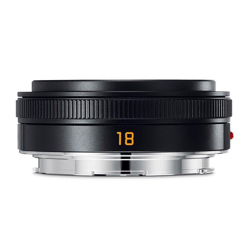 Leica 18mm f2.8 Asph TL - Black  Thumbnail Image 1
