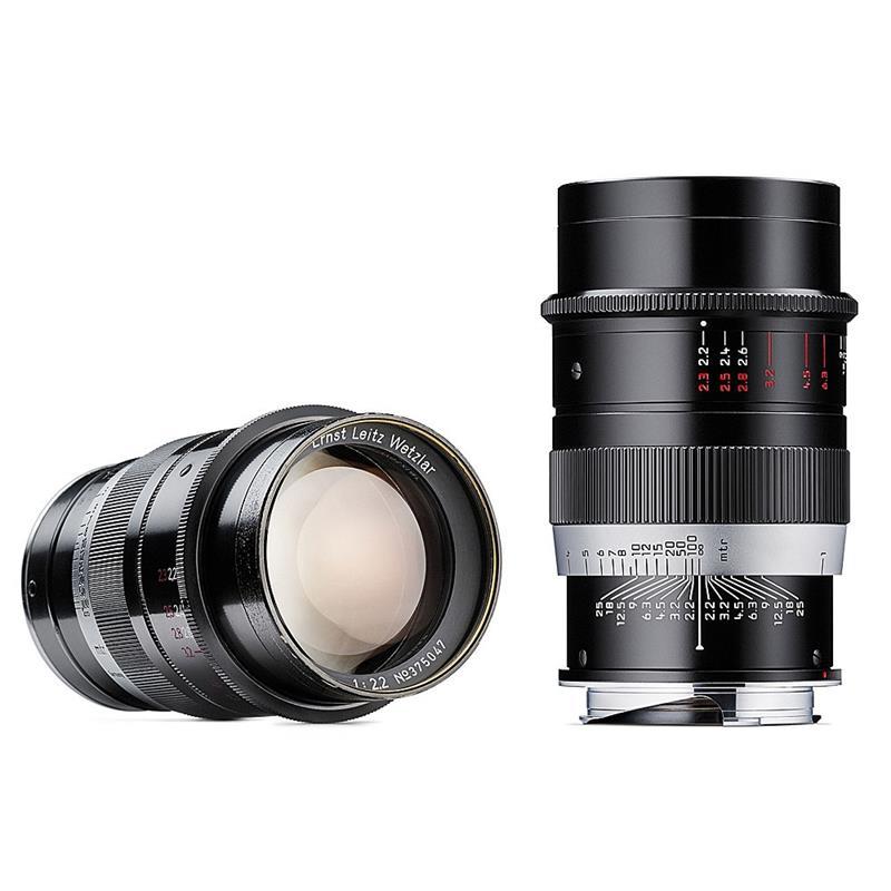 Leica 90mm F2.2 Thambar-M - Black  Image 1