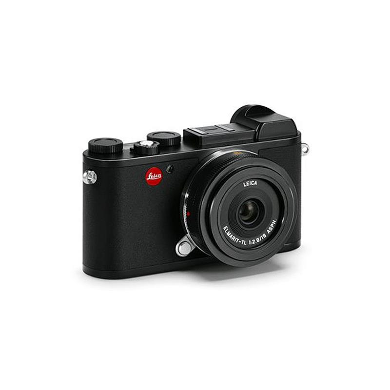 Leica CL + 18mm - Black Thumbnail Image 0