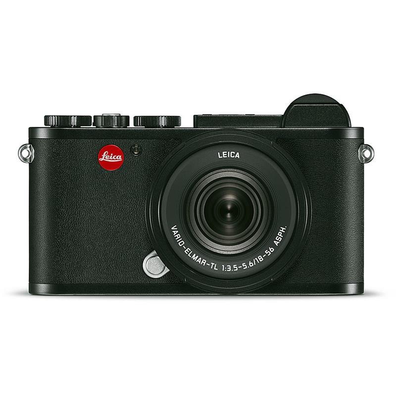 Leica CL + 18-56mm - Black Thumbnail Image 0