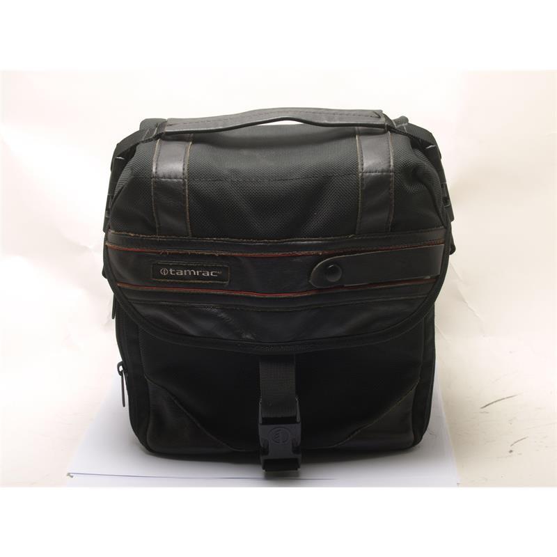 Tamrac 602 Expo 2 Shoulder Bag - Black Thumbnail Image 0