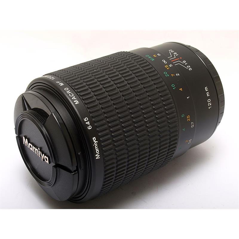 Mamiya 120mm F4 Macro MF Thumbnail Image 0