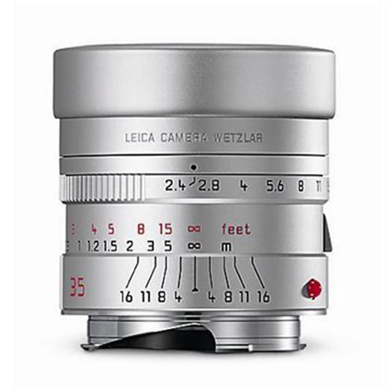 Leica 35mm F2.4 Asph M Chrome 6bit Image 1