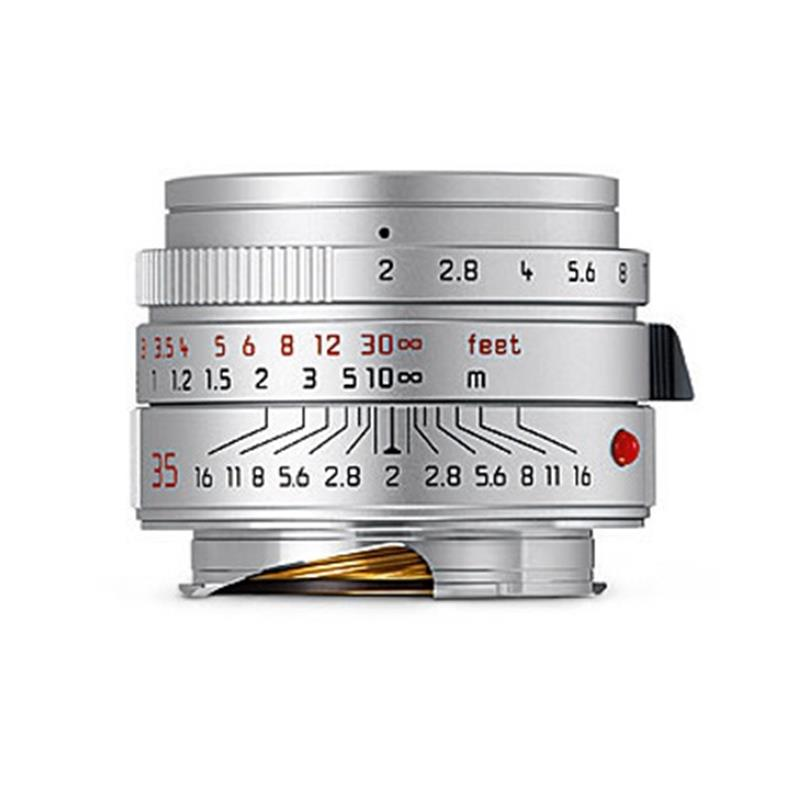 Leica 35mm F2 Asph M Chrome 6bit Image 1