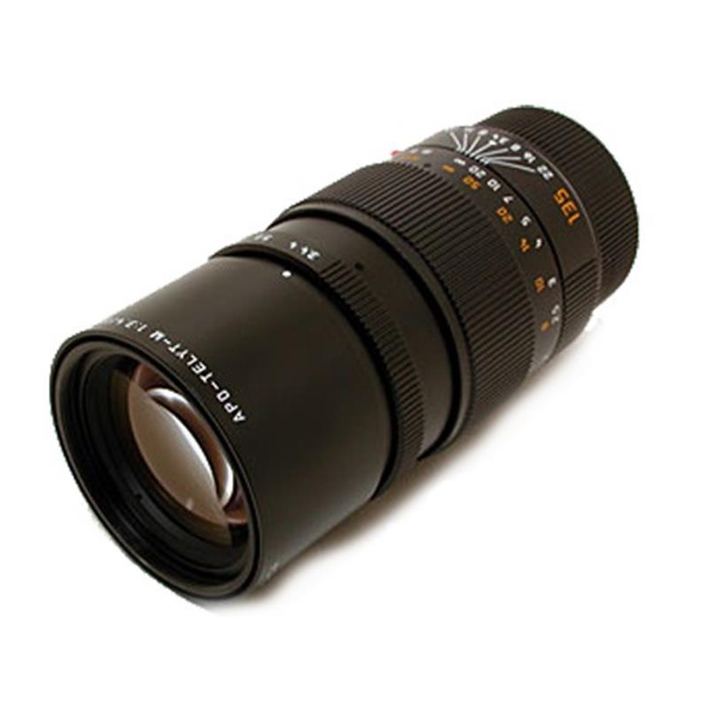 Leica 135mm F3.4 Apo M Black Image 1