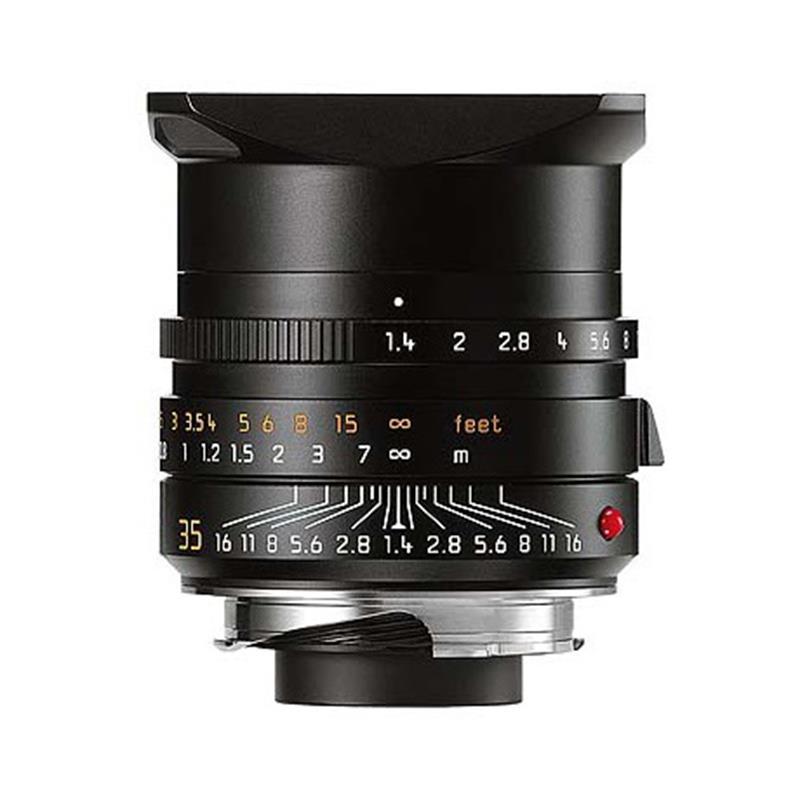 Leica 35mm F1.4 Asph M Black 6bit Image 1