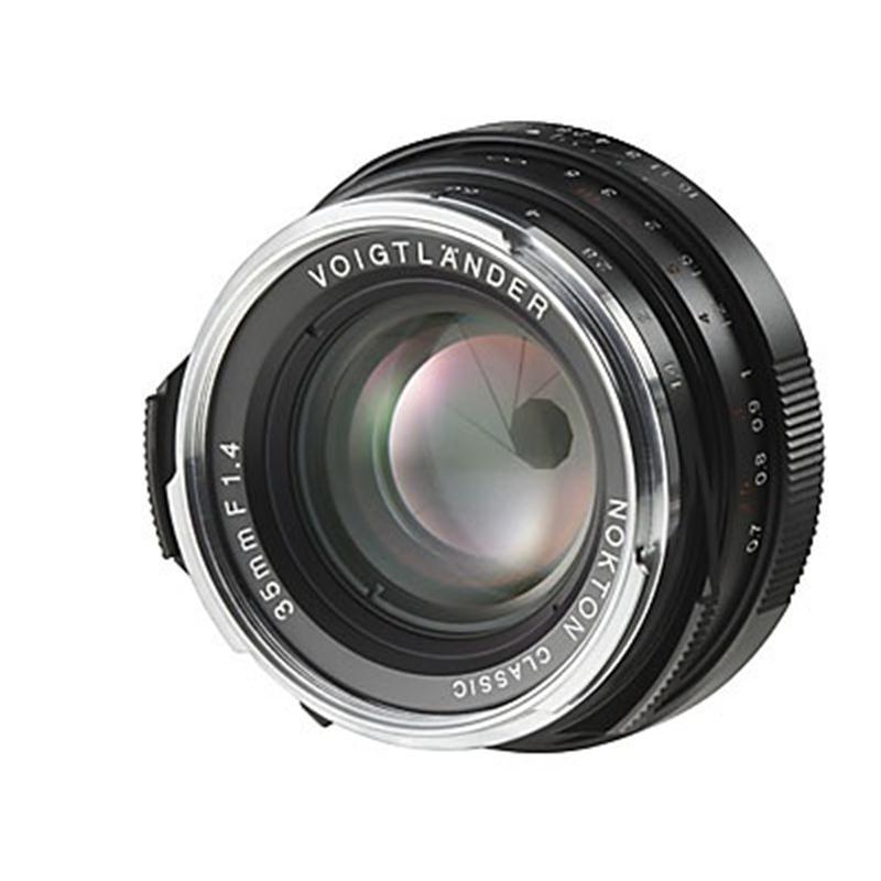Voigtlander 35mm F1.4 VM Nokton SC Thumbnail Image 0