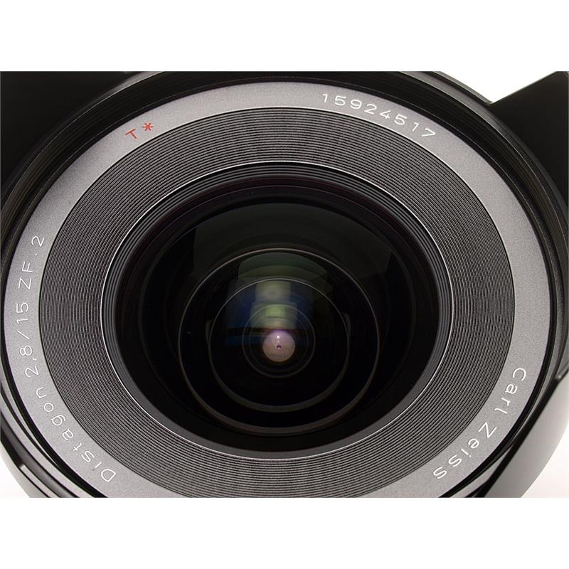 Zeiss 15mm F2.8 ZF.2 Thumbnail Image 1