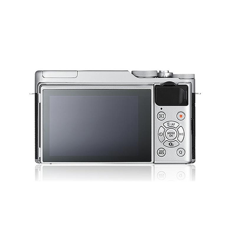 Fujifilm X-A10 + 16-50mm XC - Silver  Thumbnail Image 1