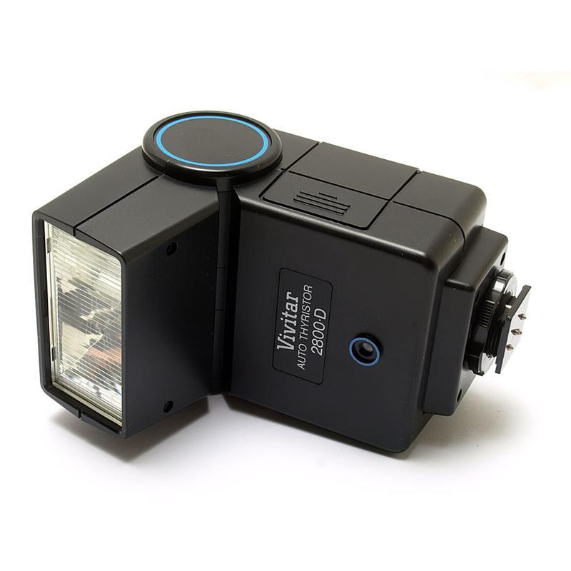 Vivitar 2800D Flash - Olympus OM Thumbnail Image 0