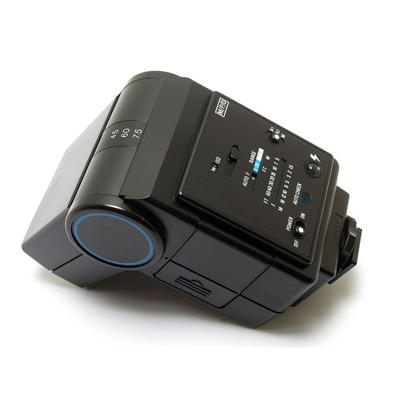 Vivitar 2800D Flash - Olympus OM Thumbnail Image 1
