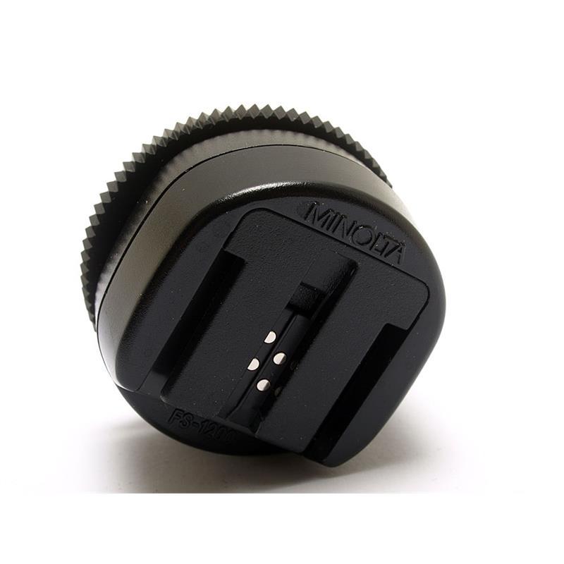 Minolta Flash Shoe Adapter FS-1200 Thumbnail Image 1