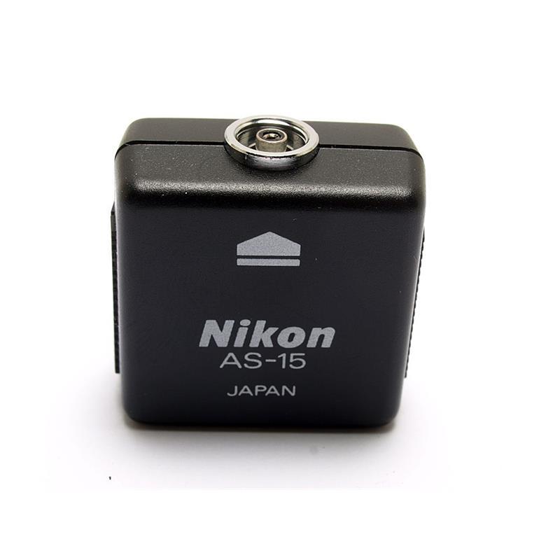 Nikon AS-15 Flash Adapter Thumbnail Image 0
