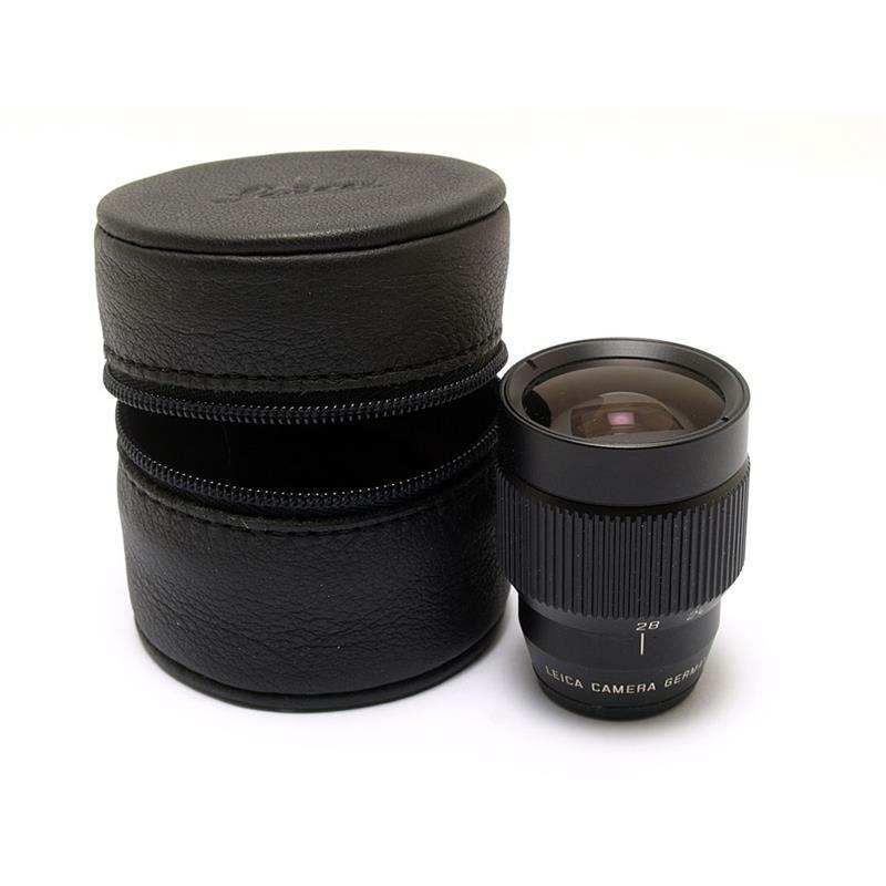 Leica 21/24/28mm Viewfinder - Black Thumbnail Image 2