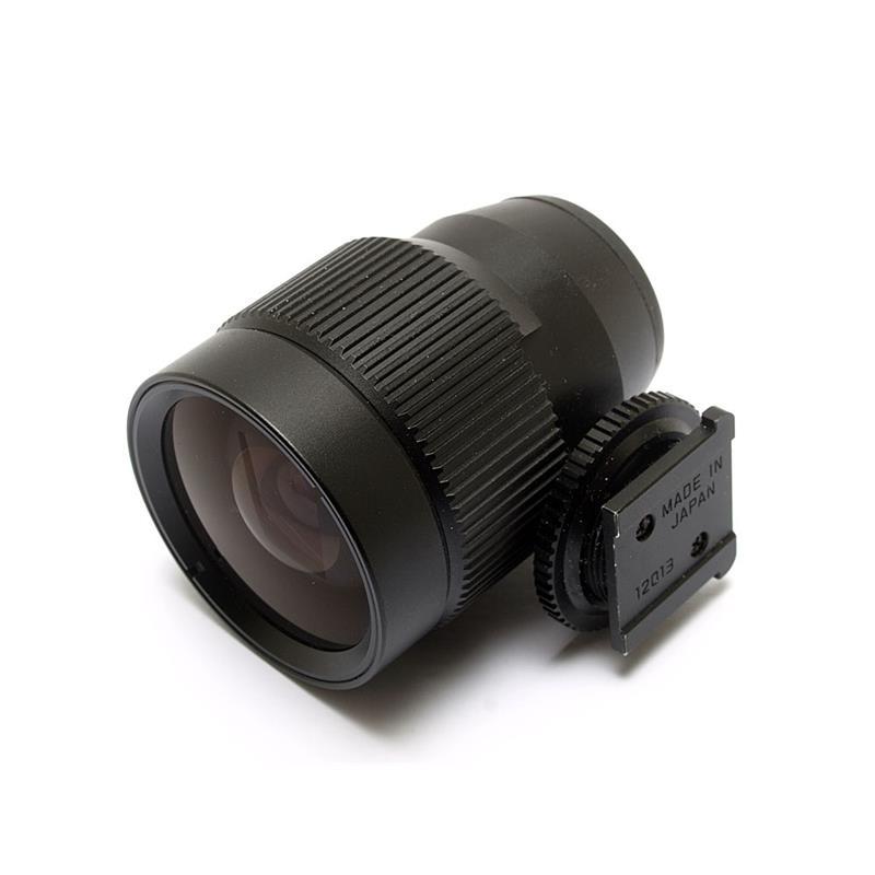 Leica 21/24/28mm Viewfinder - Black Thumbnail Image 0