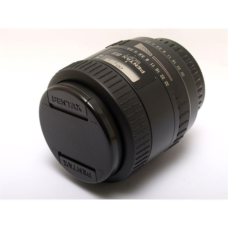 Pentax 85mm F2.8 SMC FA Soft Focus Thumbnail Image 0