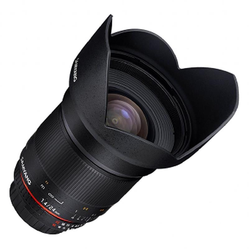 Samyang 24mm F1.4 ED IF AS UMC - 4/3rds Image 1