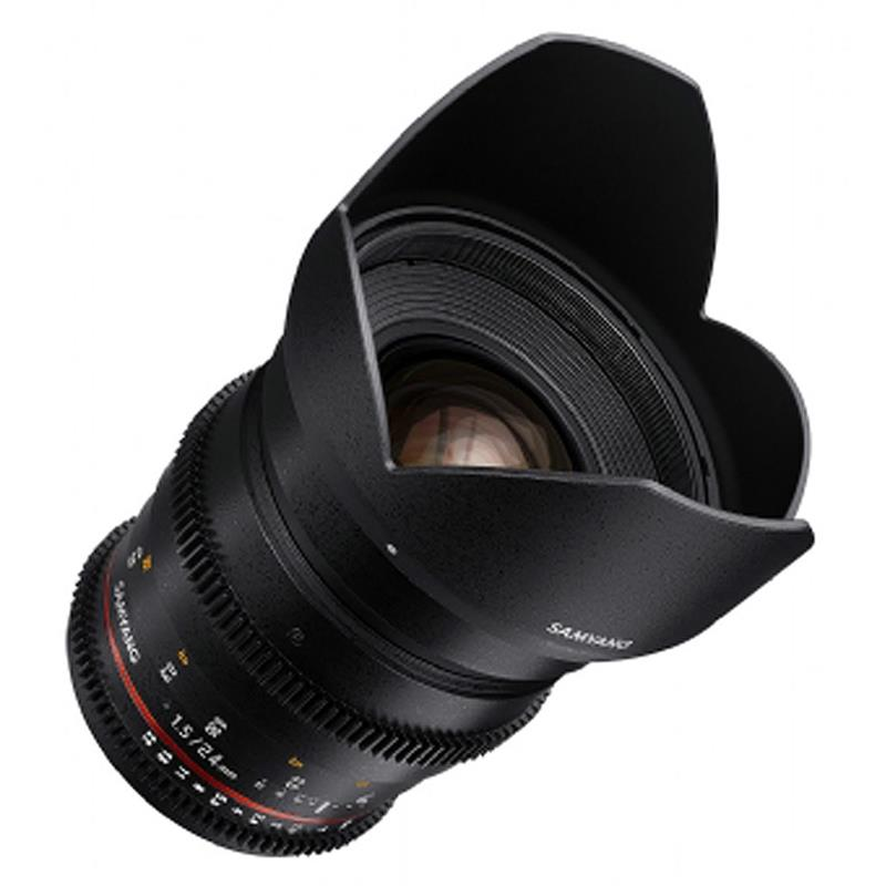 Samyang 24mm T1.5  ED AS IF UMC - Canon EOS Image 1