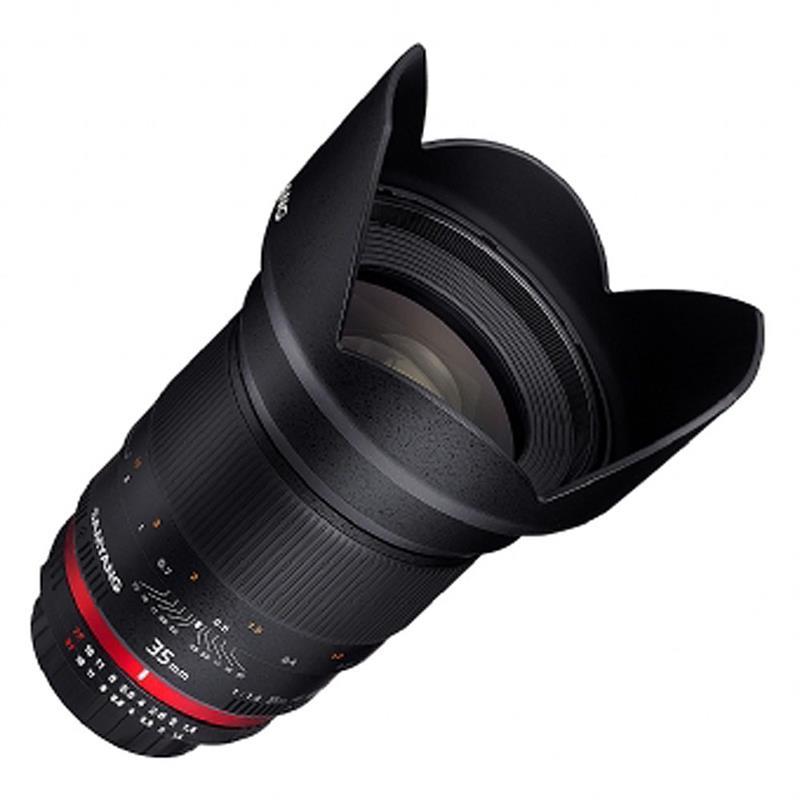 Samyang 35mm F1.4 AE AS UMC - Nikon AF Image 1
